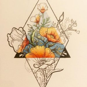 Botanical Tattoo Ideas Designs For Women