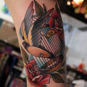 ideas sobre Tatuajes De Jaula De Aves