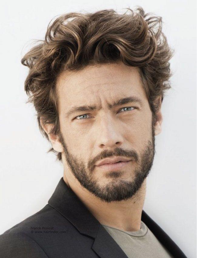 Los mejores cortes de cabello para hombres 2018 - Peinados para hombres ...